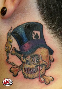 wink-tattoo-colour-totenkopf-zylinder