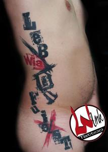 wink-tattoo-schriftzug