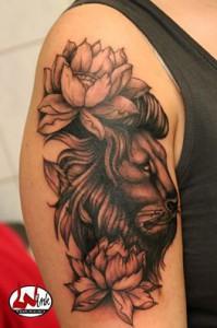 wink_tattoo_loewe