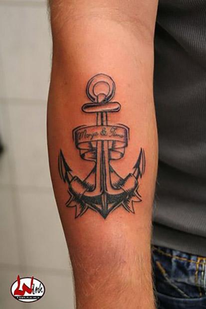 BLACK & GREY - WInk Tattoo